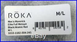 ROKA Men's Elite Full Wetsuit M/L