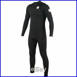 Rip Curl Aggrolite 3/2 GB Chest-Zip Full Wetsuit Men's