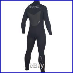 Rip Curl Dawn Patrol 4/3 Chest-Zip Full Wetsuit Men's