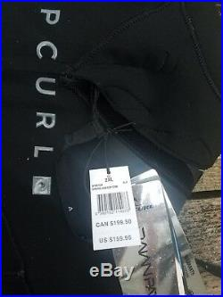 Rip Curl Dawn Patrol Back Zip 3/2mm GB Full Wetsuit SALE