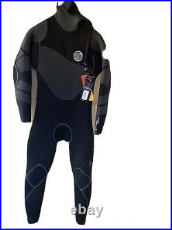 Rip Curl E5 Flash Bomb 64mm SEALED/LINED Hooded Full Wetsuit L(large)Mens