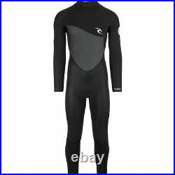 Rip Curl Omega 3/2 Back-Zip Full Wetsuit Men's