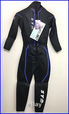 STM Mens Full Triathlon Wetsuit SP1 Size Med Large Retail $399 CHECK SIZING