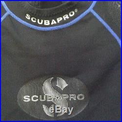Scuba pro Neoprene 0.5mm Diving Suit Full Wetsuit Surf Sz XL