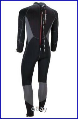 Seac Komoda 7mm Yamamoto Neoprene Full Wetsuit Mens XXL