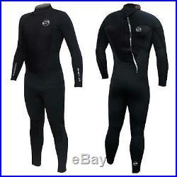 Sola Mens Blaze Full Length 5/4mm Wetsuit Neoprene Winter Surf Swim Dive Kayak