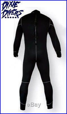 Sopras Sub 7mm Freddo Jumpsuit Wetsuit Scuba Diving Size MD Dive Full Suit New