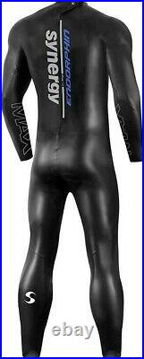 Synergy Triathlon Wetsuit 5/3mm Mens Endorphin Full Sleeve Neoprene -Size S1