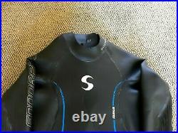Synergy Triathlon Wetsuit 5/3mm Mens Endorphin Full Sleeve Smoothskin (L1)