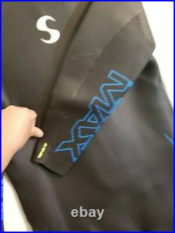 Synergy Triathlon Wetsuit Mens Volution Full Sleeve Smoothskin 3/2mm (LS)