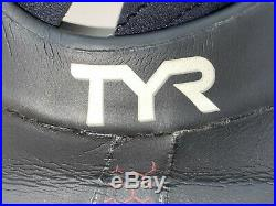 TYR Men's Medium Wetsuit HURRICANE CAT 5 Black Red HCCVM6A Triathlon Full New