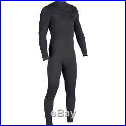 VISSLA Men's 2/2 SEVEN SEAS CZ Full Wetsuit STE Large NWT