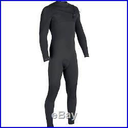 VISSLA Men's 2/2 SEVEN SEAS CZ Full Wetsuit STE Medium Short NWT