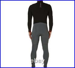 VISSLA Men's 3/2 SEVEN SEAS 50/50 CZ Full Wetsuit GRY MT NWT