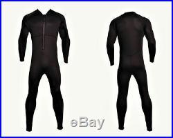 Vertical Chest Zip 4/3mm Wetsuit Full Body Front Zipper 4/3 4mm 3mm Neoprene
