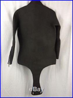 Vintage Mens Aqua-Lung US Divers Full Suit Dive Suit Scuba Diver Wet Suit THICK