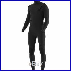 Vissla 7 Seas Black 3/2 Full Wetsuit Large