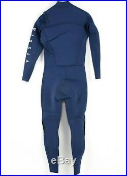 Vissla 7 Seas Tripper Front-Zip Long-Sleeve Full Wetsuit Men's L /45973/