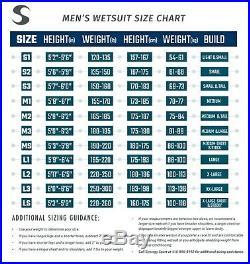 Volution Full Sleeve Triathlon Wetsuit Men's Size S3 New