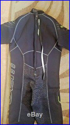 Waterproof W30, 2.5mm Full-Suit, Men's X-Large & 3/5mm H1 Full Hood Large NEW