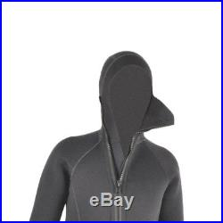 Wetsuit 5mm Long sleeved Diving Wetsuit Men Snorkeling Clothes Full Body Diving