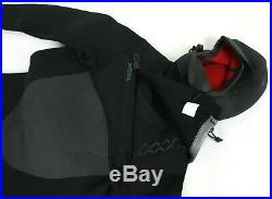 XCEL 5/4mm Drylock TDC Hooded Full Suit Men's L /46237/