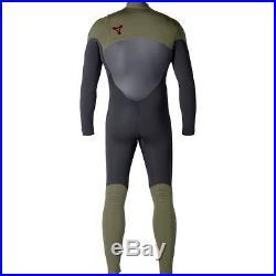 XCEL Hawaii 4/3 Infiniti X2 TDC Chest-Zip Full Wetsuit Men's