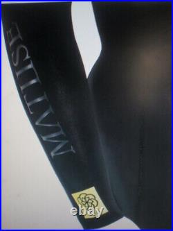 XLS 4/3mm Men MATUSE DANTE Fullsuit HYDRASILK GEOFLEX EXTRA LARGE SHORT FULL