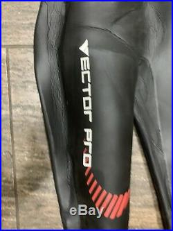 XTERRA Vector Pro Mens Full Long Sleeve Wetsuit XXL Red/Black
