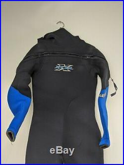 Xcel Full Wetsuit 7mm Titanium Scuba Dive Suit Cold Water