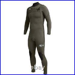 Xcel Mens 3/2 Comp Wetsuit 2020 Dark Forest Xcel Mens Full Length Wetsuit