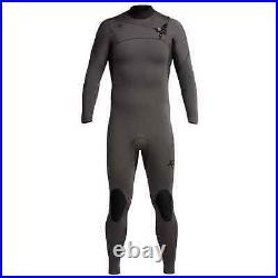 Xcel Mens 3/2 Comp Wetsuit 2020 Jet Black Xcel Mens Full Length Wetsuit