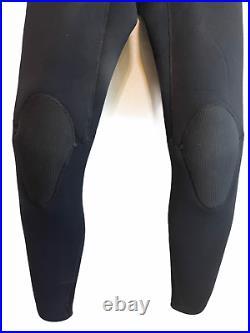 Xcel Mens Full Wetsuit Size MS Drylock 4/3 Retail $499
