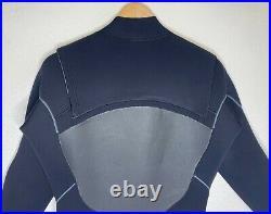 Xcel Mens Full Wetsuit Size XLS 4/3 Drylock 4/3 Chest Zip Retail $485