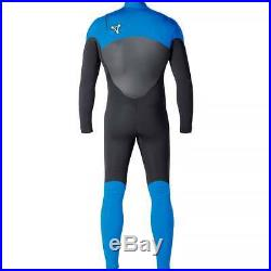 Xcel Mens Infiniti Celliant 3/2m Full Spring/Summer Wetsuit, Nautical Blue/Black