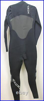 Xcel Mens SLX xZip Full Suits Black/Gray XL New