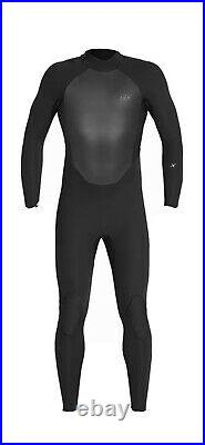 Xcel Mens Winter Wetsuit Back Zip 3/2mm Full Wetsuit Size MS BNWT RRP $300