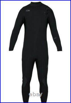 Xcel Wetsuit Mens MS Comp 4/3MM Full Black BNWT RRP 369.99
