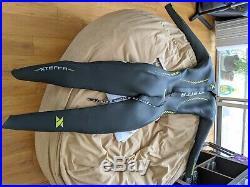 Xterra Vortex 4 Fullsuit Full Wetsuit Slightly Used Size Mens Small