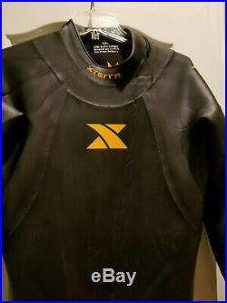 Xterra Wetsuits Men's Vortex 4 Triathlon Full Body Neoprene Race USAT Ironman
