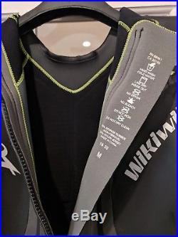 Zoot Men Wikiwiki Full Triathlon Multisport Neoprene Wetsuit M (triathlon)
