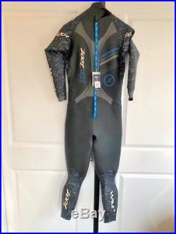Zoot Men's Wave 2 Wetsuit Full Sleeve Size XL 2017 New