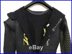 Zoot Mens Triathlon Wetsuit Z Force 4.0 Full Suit Size Large L
