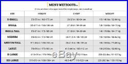 Zoot Mens Triathlon Wetsuit Z Force 4.0 Full Suit Size XL