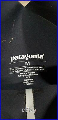 (l10) Patagonia Men's R1 Front-zip Full Wetsuit Medium